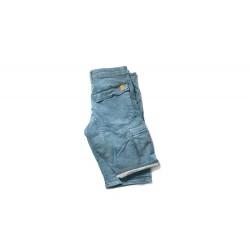 BERMUDA PICNIC Sky jeans -...