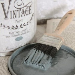 OCEAN BLUE Vintage Paint -...